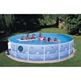 Splash Pools 12-Foot by 36-Inch Pool-Package