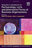 img - for Research Handbook on Partnerships, LLCs and Alternative Forms of Business Organizations (Research Handbooks in Corporate Law and Governance series) (Elgar Original reference) book / textbook / text book
