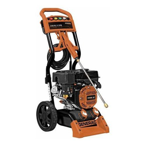 Generac 3100 Psi Gas Pressure Washer Review Best