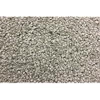 6 x 9 Silver Birch Victorious Indoor Area Rug 30 oz Cut Pile Carpet