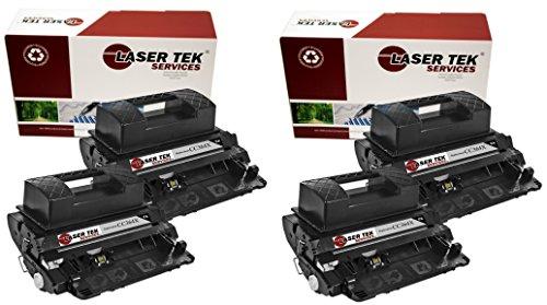 (Laser Tek Services Compatible Toner Cartridge Replacement for HP CC364X ( 4-Pack ))