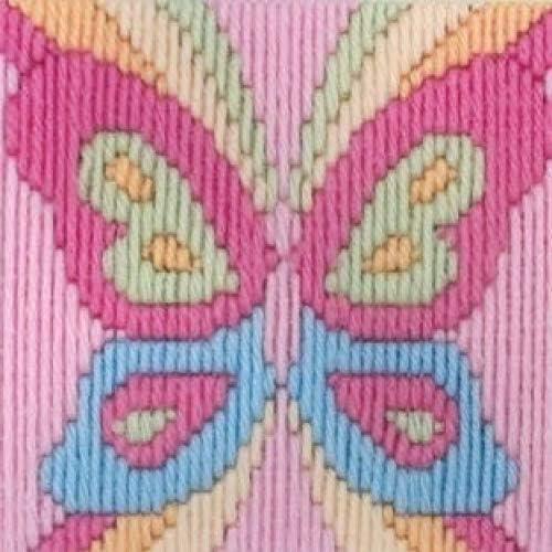 3690000-30007 Anchor 1st Long Stitch Kit for Children /& Beginners Beth