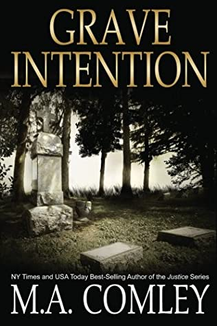 book cover of Grave Intention