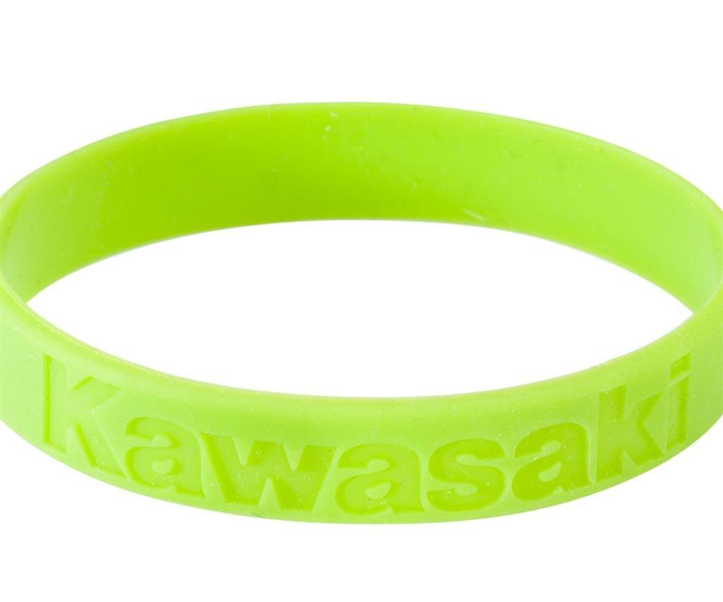 Kawasaki pulsera de silicona, verde, 186SPM0015