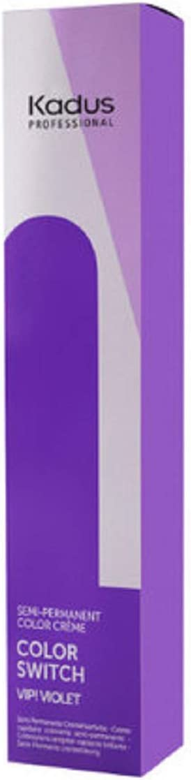 Kadus Professional - Color Switch Vip! Violet para el cabello ...