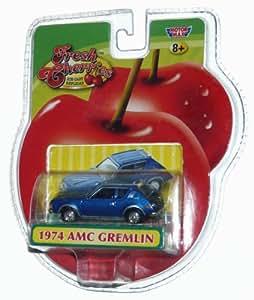 1974 AMC Gremlin Blue Die-cast 1:64 (Fresh Cherries)