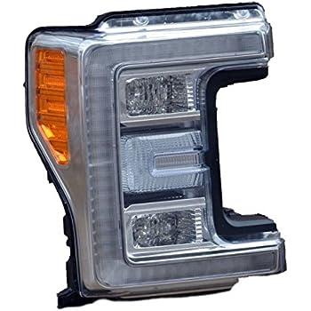 amazoncom   ford super duty    oem led quad headlights conversion package