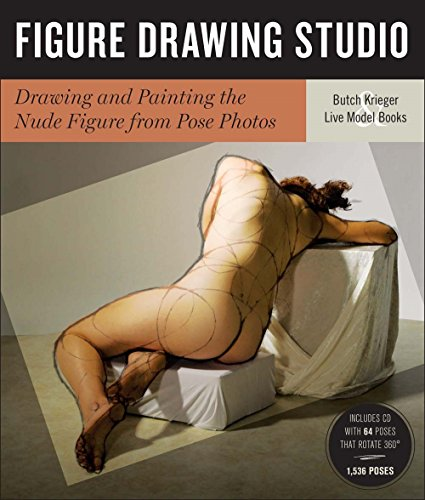 Figure Drawing Poses - Figure Drawing Studio: Drawing and Painting the Nude Figure from Pose Photos