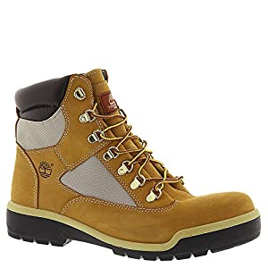 Timberland Men's Cordones Ankle Boots, Wheat, 9.5