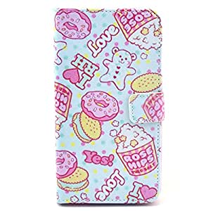 Little Bear Biscuit Leather Case For Samsung NOTE 3 N9000