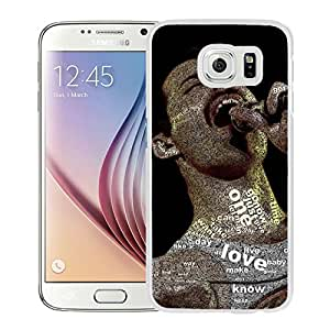 Beautiful Designed Cover Case With Queen Freddie Mercury Soloist Words Singing (2) For Samsung Galaxy S6 Phone Case