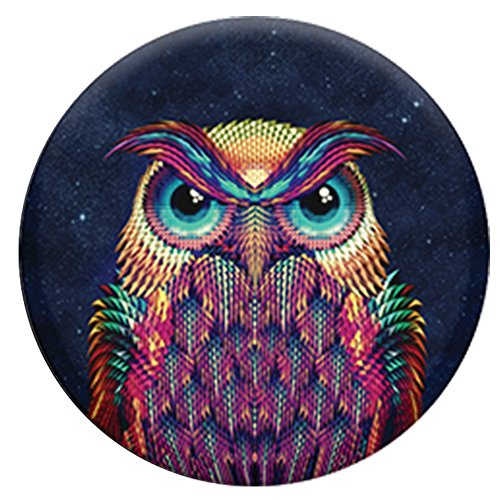 PopSockets-Collapsible-Grip-Stand-for-Phones-and-Tablets-Owl