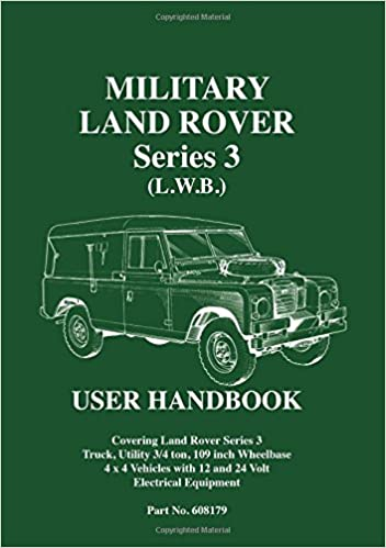Buy land rover 2, 2a, 3 owner's workshop manual 1959-1983.
