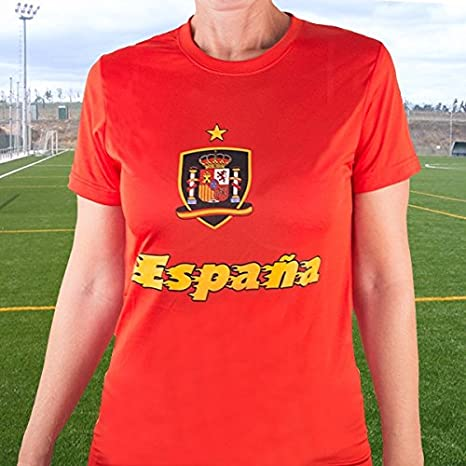 Compra CEXPRESS - OUTLET Camiseta España (Liquidación) - M en Amazon.es
