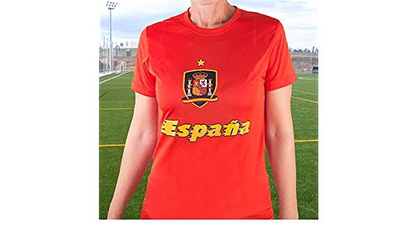 Compra CEXPRESS - OUTLET Camiseta España (Liquidación) - M en ...