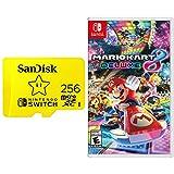 SanDisk 256GB MicroSDXC Card, Licensed for Nintendo