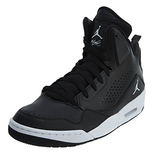 Jordan Nike Men's SC-3 Black/White/Black/White Basketball Shoe 11 Men US by Jordan