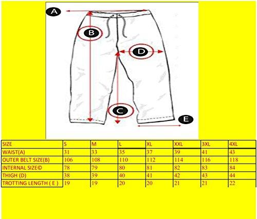 pantaloni sportivi pantaloni e jogging pantaloni di formazione Pantaloni corpo Bodybuilding BIG SAM SPORTSWEAR COMPANY *927*