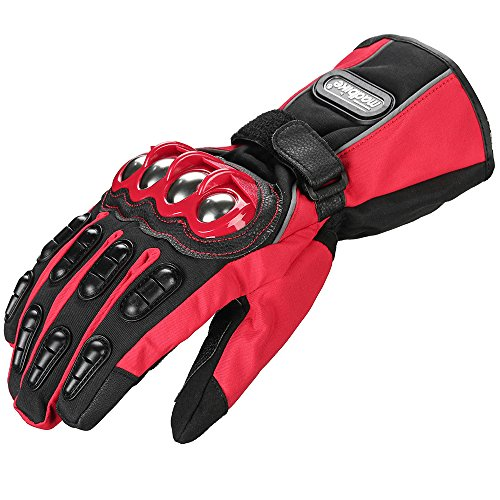 Red Riding Gloves - 1