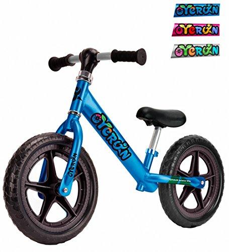 Oyerun Baby Fit Balance Bike - Kids Smart Adjustable Push Bikes