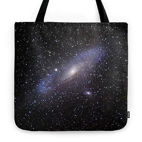 Society6 Galaxy Andromeda Tote Bag 18