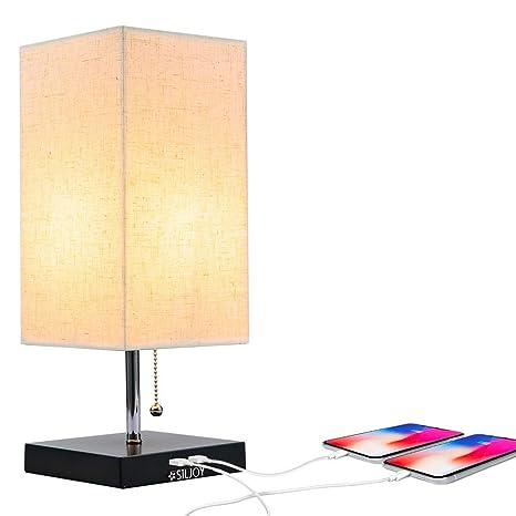 Grace Modern Desk Lamp Usb Table Lamp Bedside Table Desk Lamp