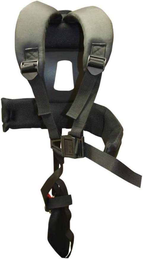 New Professional Double shoulder straps Brushcutter Strimmer Harness Heavy Duty