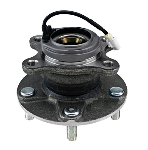(Single REAR Left or Right Wheel Hub Bearing Assembly fit 2012 SUZUKI SX4 CROSSOVER AWD (5 studs) )