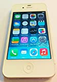 Apple iPhone 4 8GB, White, for Straight Talk, No Contract