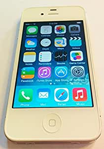Apple iPhone 4 8 GB Straight-Talk, White