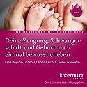 Zeugung, Schwangerschaft und Geburt noch einmal bewusst erleben Hörbuch von Robert Betz Gesprochen von: Robert Betz