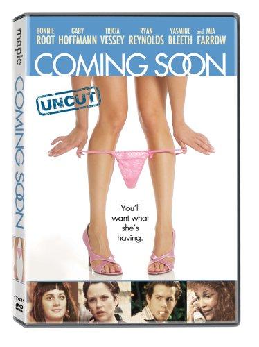 Coming Soon DVD