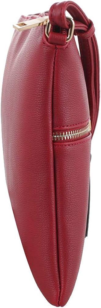 Isabelle Simple Medium Crossbody Bag for Women