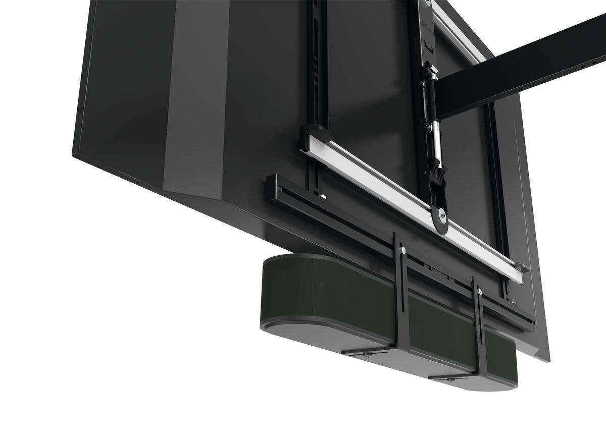 schwarz VOGELS SOUND 3550 Universell Soundbar halterung bis zu einem Gewicht von 6.5 kg sicher /& stabil