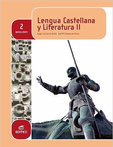 Lengua castellana y Literatura 2º Bachillerato LOMCE ...