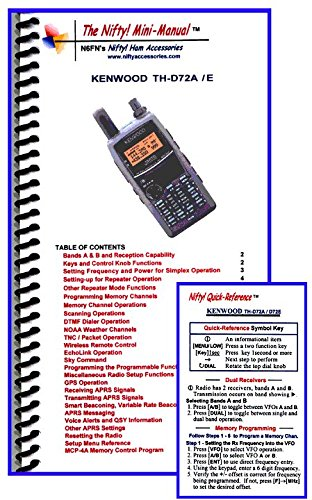 Kenwood Radio Manuals - 6