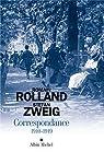 Correspondance 1910-1919 par Zweig