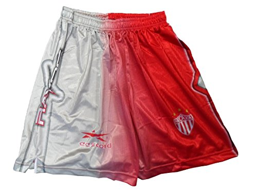 fan products of eescord Official Rayos del Necaxa Short Color Red