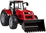 Ertl Big Farm Massey Ferguson 7480 Tractor With Loader
