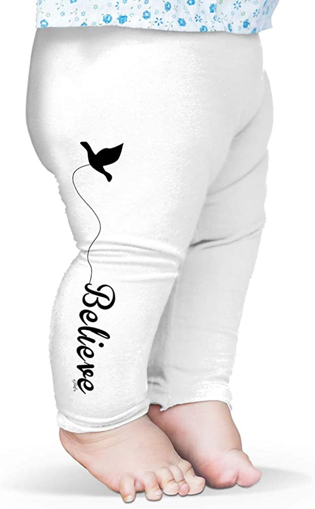 TWISTED ENVY Baby Leggings Believe in Yourself