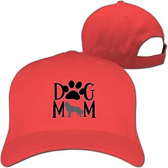 OKME Custom Gorra de béisbol Unisex, Gorra de Perro con Gorras de ...