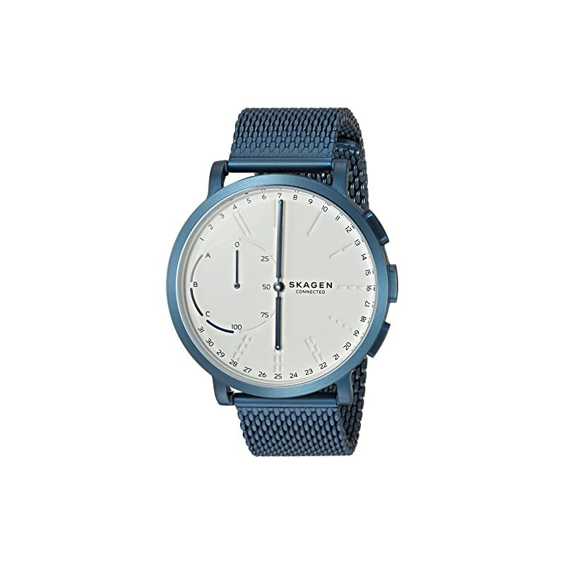 Skagen Hagen Connected Steel-Mesh Hybrid