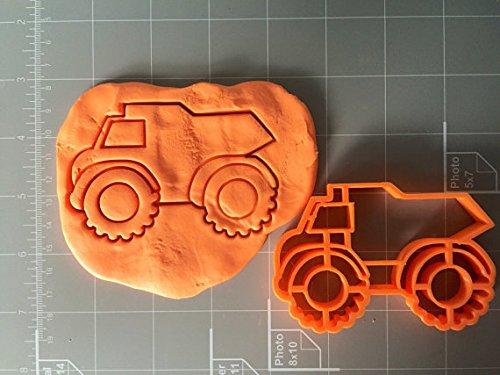 dump truck cookie cutter - 6