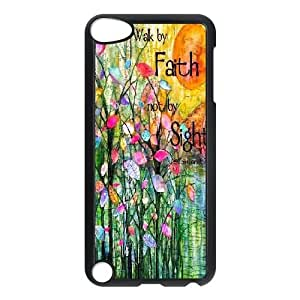 Bible Verses Quotes Custom Cover Case for iPod Touch 5 by Nickcase