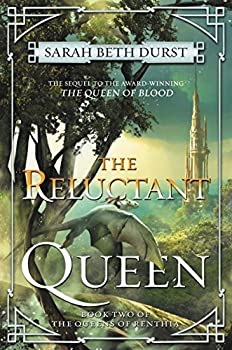 The Reluctant Queen by Sarah Beth Durst fantasy book reviews