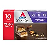 Atkins Endulge Treat, Caramel Nut Chew Bar, 10 Count Review