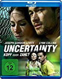 Uncertainty ( Un certainty ) [ NON-USA FORMAT, Blu-Ray, Reg.B Import - Germany ]