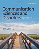 Communication Sciences and Disorders, David Kim and Michael G. Solomon, 128404307X