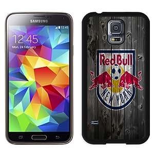 Unique DIY Designed Case For Samsung Samsung Galaxy S5 I9600 G900a G900v G900p G900t G900w With Soccer Club New York Red Bulls 01 Football Logo Cell Phone Case