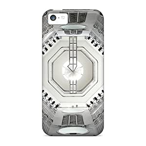 Fashionable Wob480AlSC Iphone 5c Cases Covers For Mechanical Tower Protective Cases